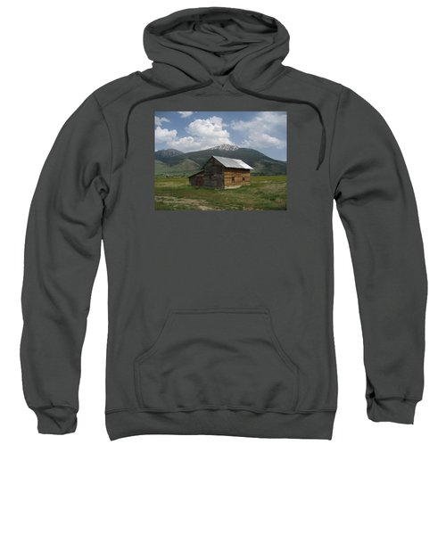 Paradise Valley Montana Sweatshirt