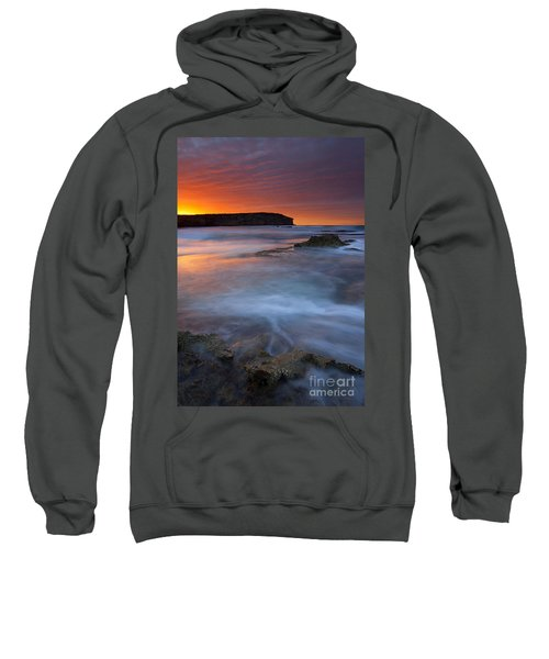 Pennington Dawn Sweatshirt by Mike  Dawson