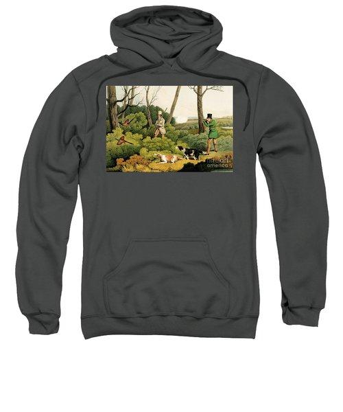 Pheasant Shooting Sweatshirt