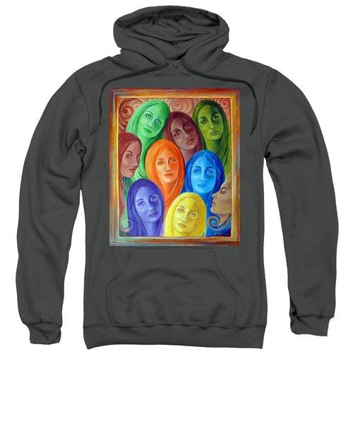 Serene Sisters Sweatshirt