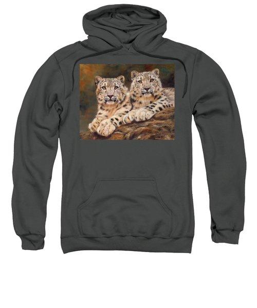 Snow Leopards Sweatshirt