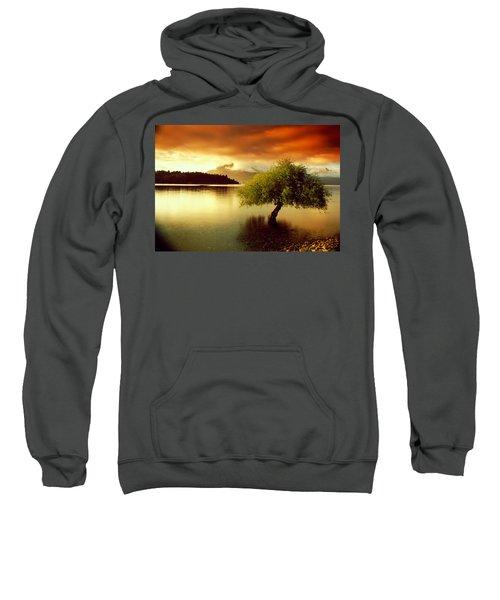 South Island New Zealand Sweatshirt