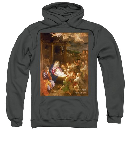 The Adoration Of The Shepherds Sweatshirt