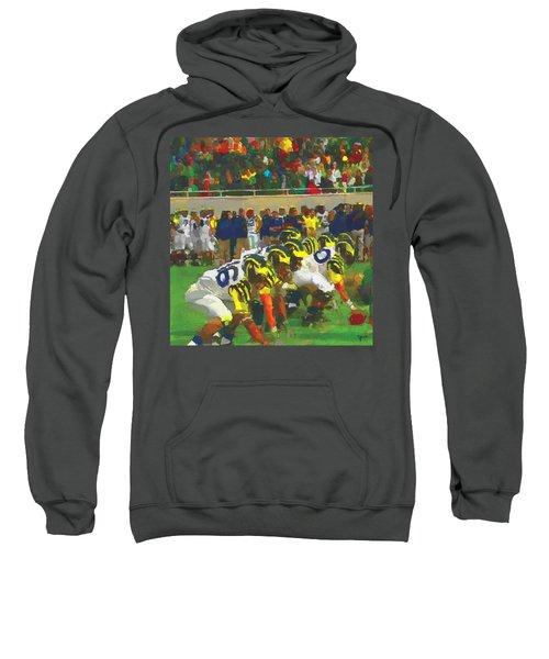 The War Sweatshirt by John Farr
