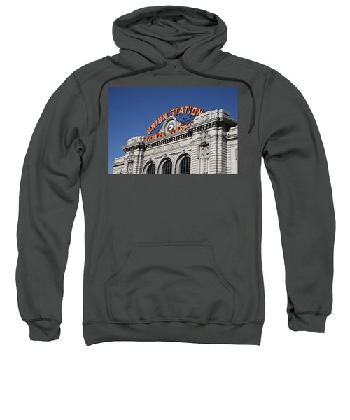 Denver - Union Station Sweatshirt