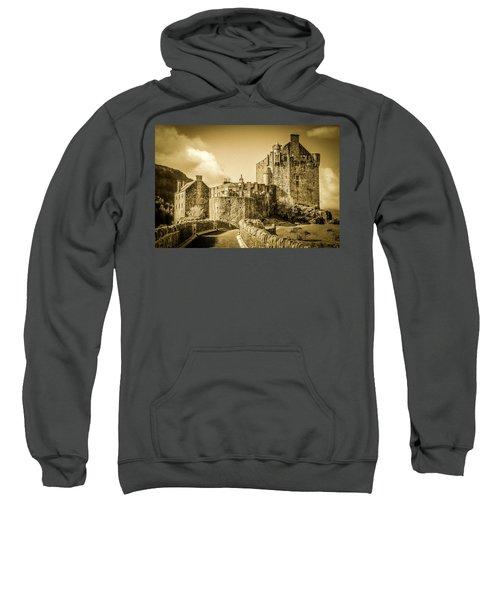 Eilean Donan Castle Sweatshirt