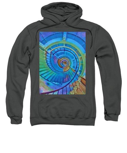 Stairway To Lighthouse Heaven Sweatshirt