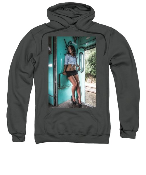 Take A Litte Trip Sweatshirt