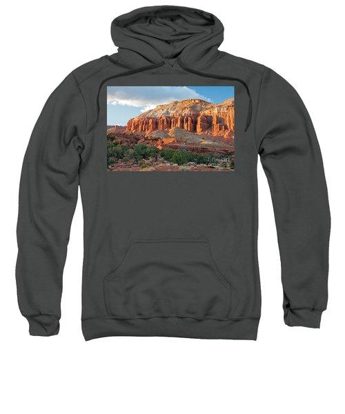 The Goosenecks Capitol Reef National Park Sweatshirt