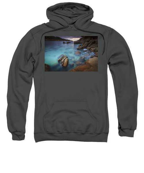 Chanteiro Beach Galicia Spain Sweatshirt