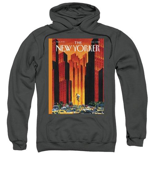 The Endless Summer Sweatshirt