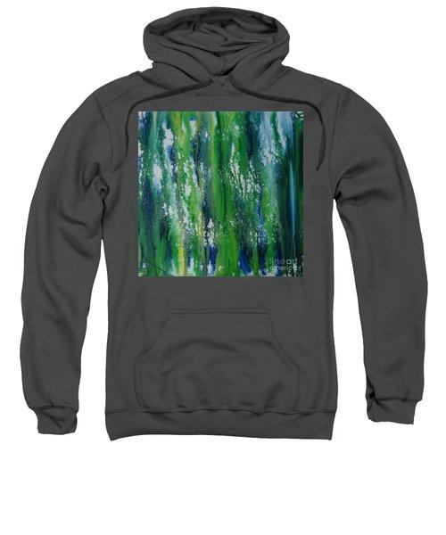 Greenery Duars Sweatshirt