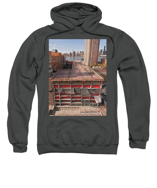 9th Floor Forms Sweatshirt