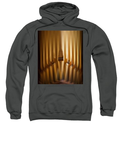 A Blur Of Pipes Sweatshirt