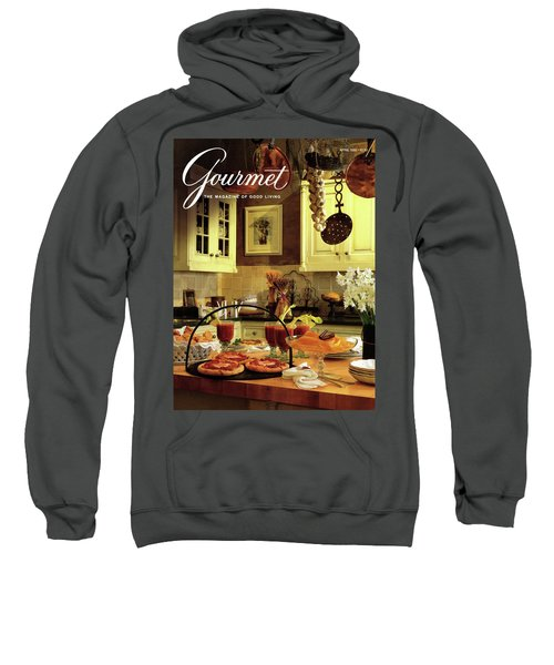 A Buffet Brunch Party Sweatshirt