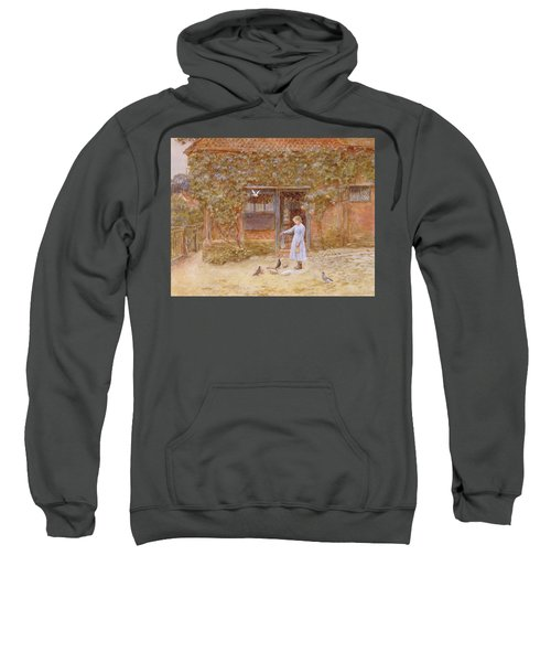 A Cottage At Shere Sweatshirt