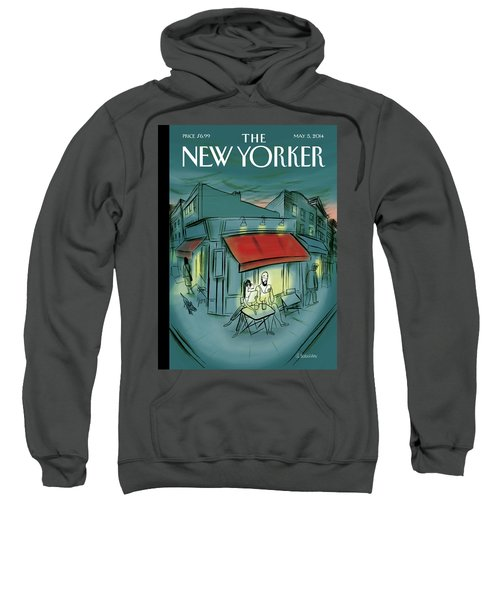 Out And About Sweatshirt
