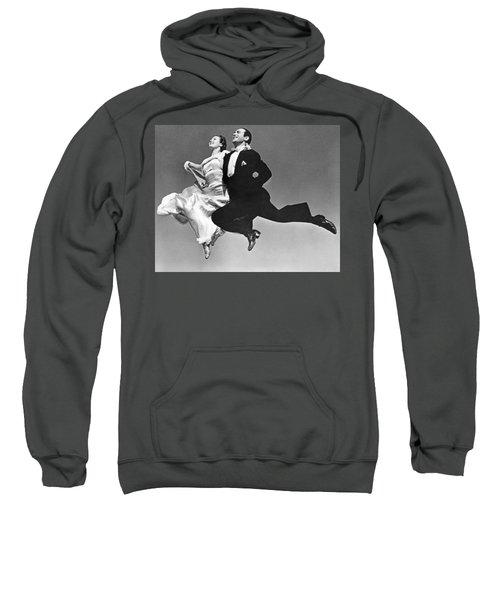 A Dance Team Does The Rhumba Sweatshirt