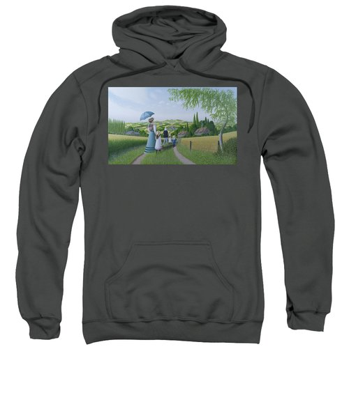 A Day In The Country, 1996 Sweatshirt