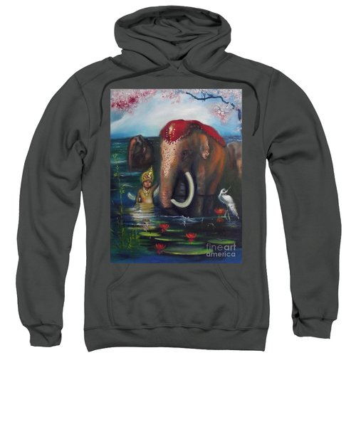 A Day Of Peace Together-  A.d.o.p.t. Sweatshirt