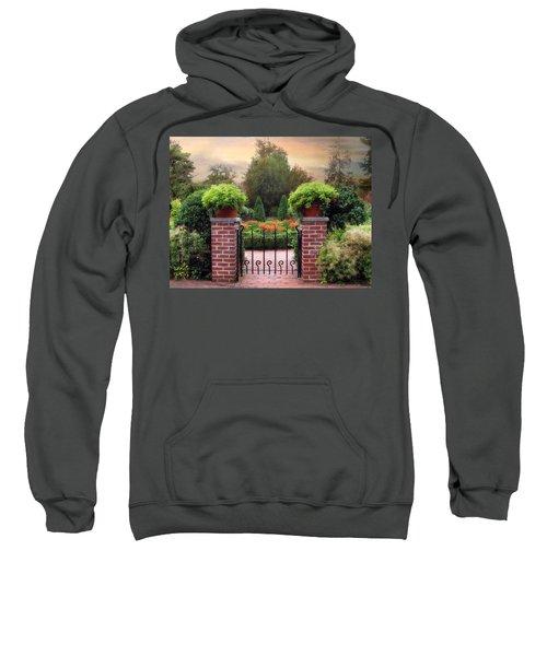 A Gated Garden Sweatshirt