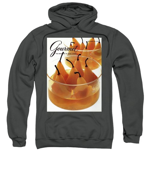A Gourmet Cover Of Baked Pears Sweatshirt