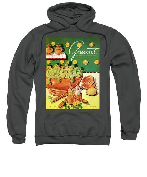 A Gourmet Cover Of Dandelion Salad Sweatshirt