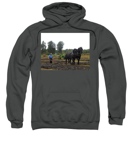 A Hard Days Work Sweatshirt