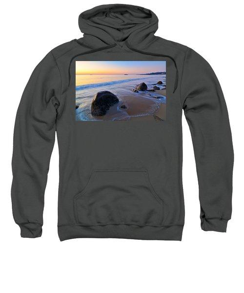 A New Day Singing Beach Sweatshirt