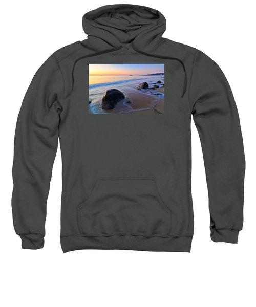 A New Day Singing Beach Sweatshirt