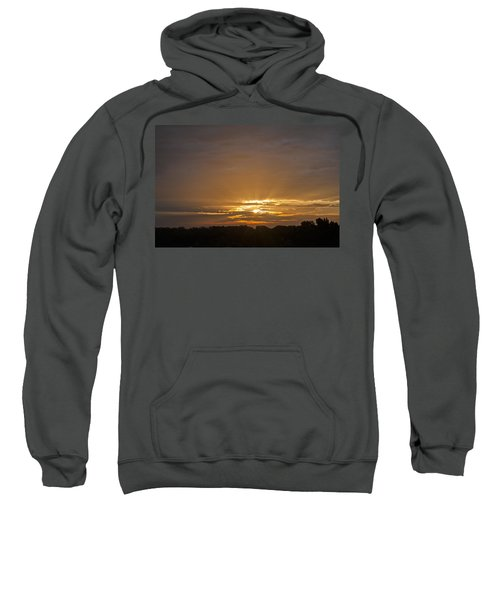 A New Day - Sunrise In Texas Sweatshirt