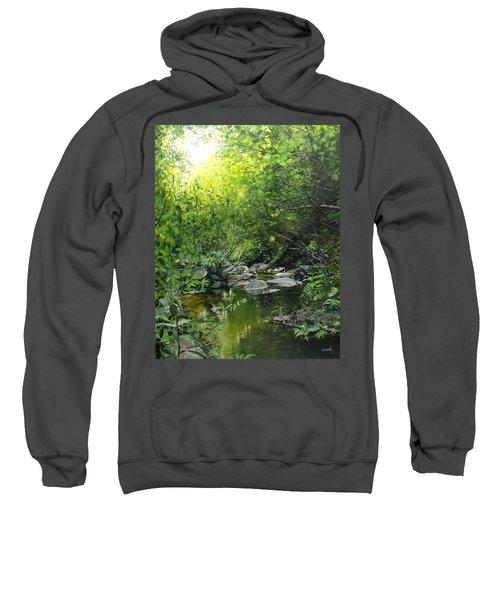 A Road Less Traveled Sweatshirt