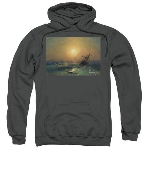 A Ship In Distress Sweatshirt