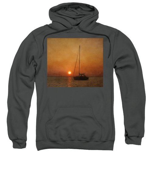 A Ship In The Night Sweatshirt
