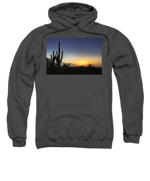 A Sonoran Sunrise  Sweatshirt