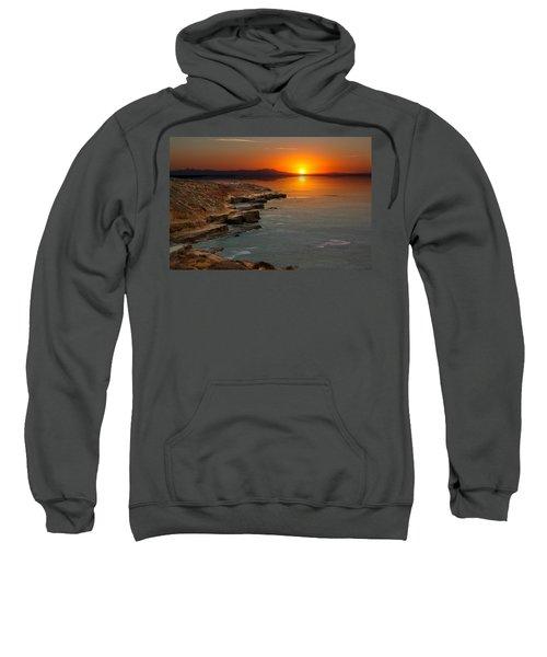 A Sunset Sweatshirt