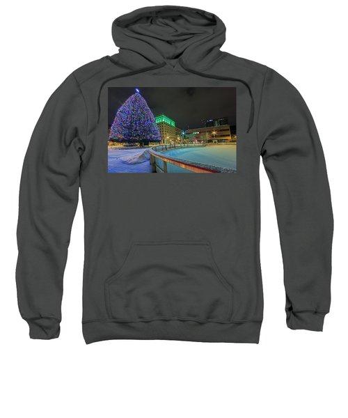 A Syracuse Christmas Sweatshirt