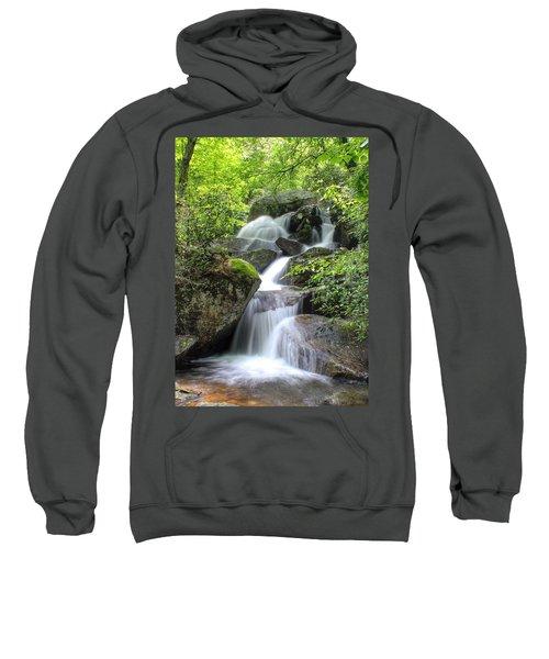 A Walk Along The Jacob Fork Sweatshirt