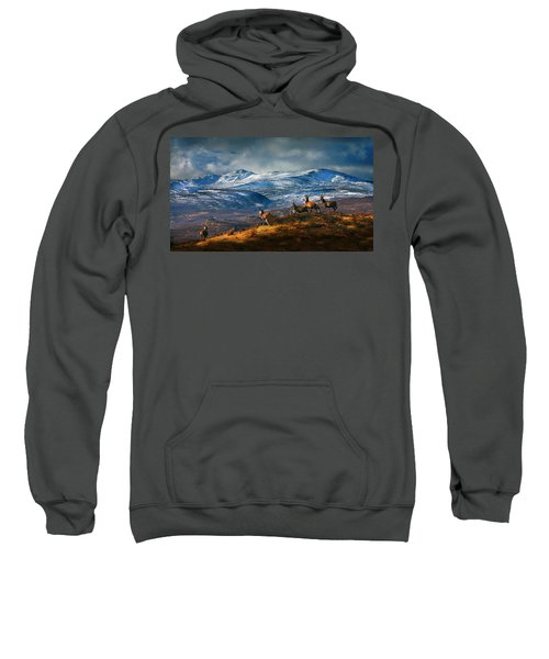 Above Strathglass Sweatshirt