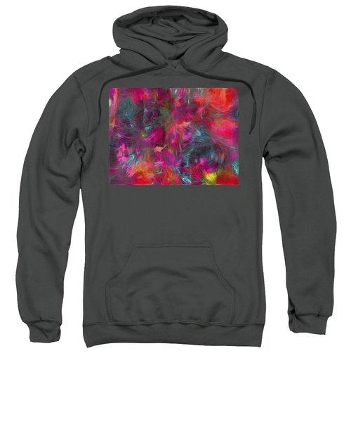 Abstract Artwork 06 Sweatshirt