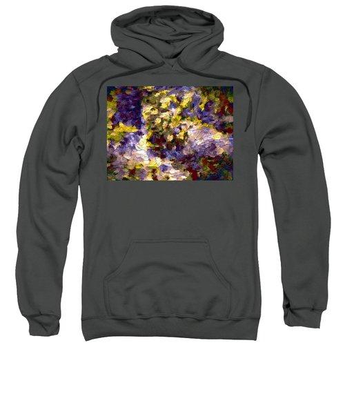 Abstract Artwork 10 Sweatshirt