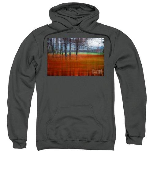 abstract atumn II Sweatshirt