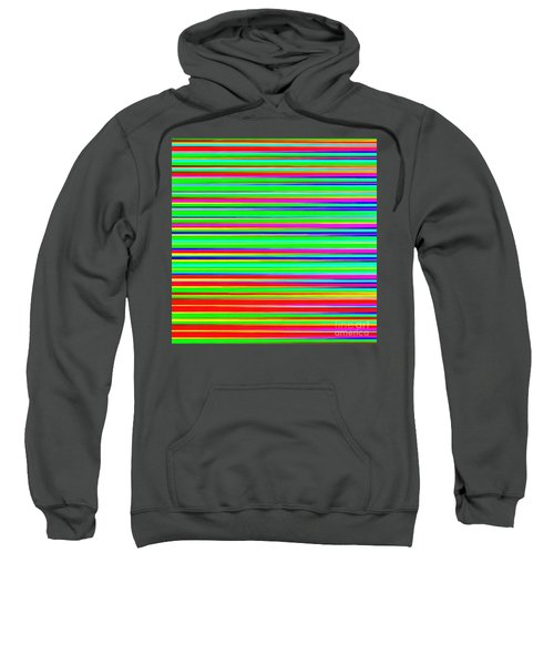 Abstract Lines 3 Sweatshirt