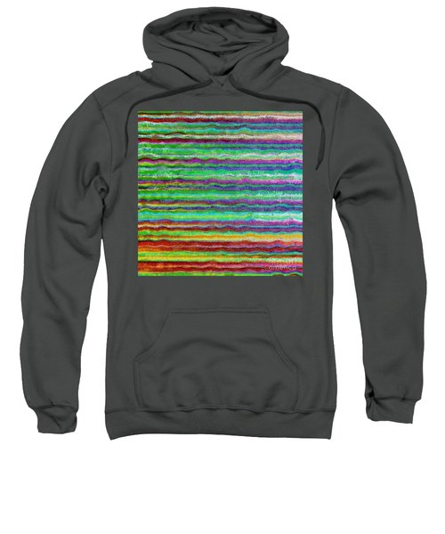 Abstract Lines 5 Sweatshirt