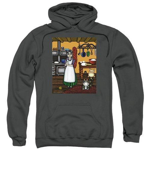 Abuelita Or Grandma Sweatshirt