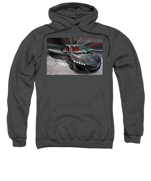 Acura Nsx Concept 2013 Sweatshirt