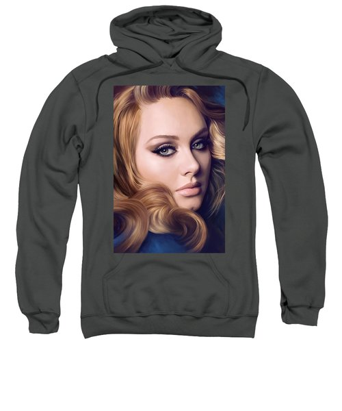 Adele Artwork  Sweatshirt