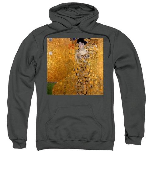 Adele Bloch Bauers Portrait Sweatshirt by Gustive Klimt