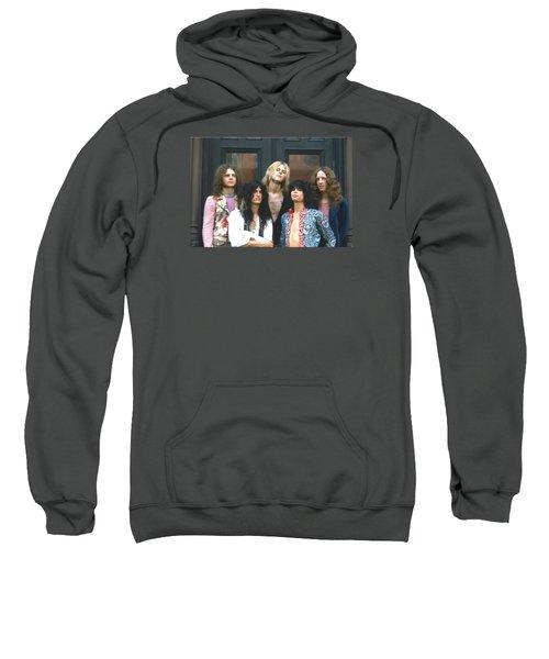 Aerosmith - Boston 1973 Sweatshirt by Epic Rights