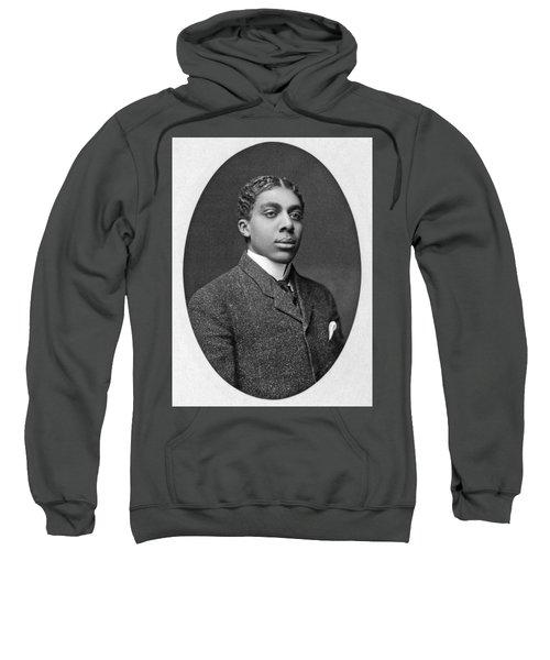 African American Man Portrait Sweatshirt